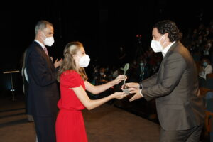 Fundación Princesa de Girona Award Ceremony